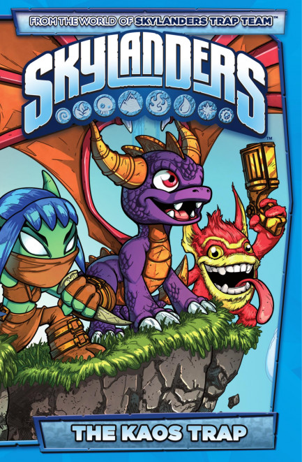 Skylanders Skylanders Vol. 1 - The Kaos Trap