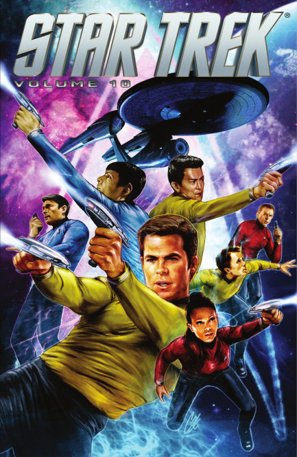 Star Trek Star Trek Vol. 10