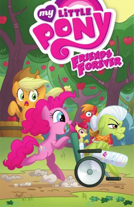 My Little Pony: Friends Forever My Little Pony - Friends Forever - Vol. 7