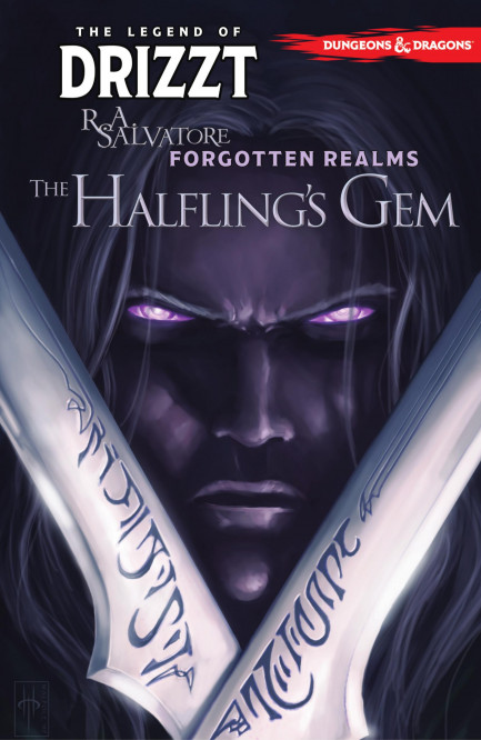 Dungeons & Dragons: The Legend of Drizzt Dungeons & Dragons The Legend of Drizzt, Vol. 6 The Halfling's Gem