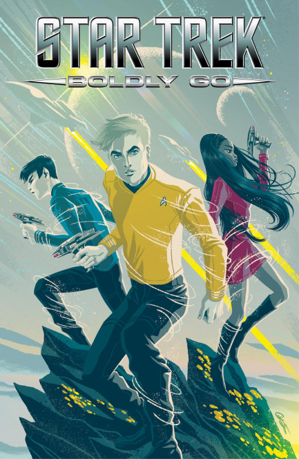 Star Trek: Boldly Go Star Trek: Boldly Go, Vol. 1