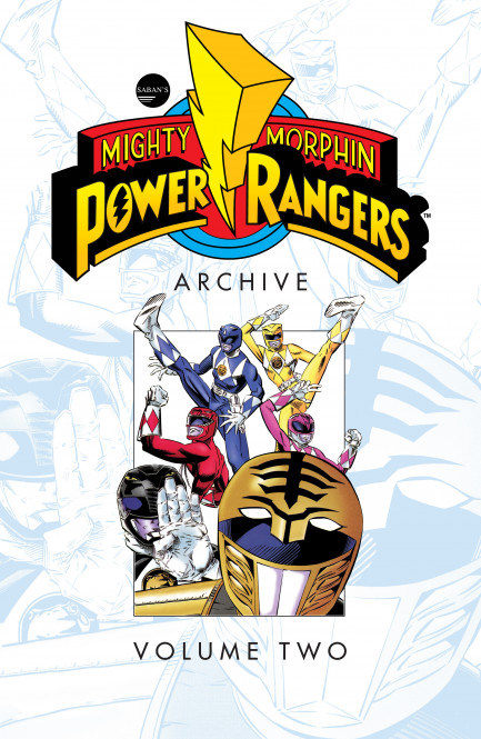 Mighty Morphin Power Rangers Mighty Morphin Power Rangers Archive Vol. 2