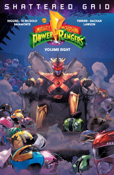 Mighty Morphin Power Rangers Mighty Morphin Power Rangers Vol. 8