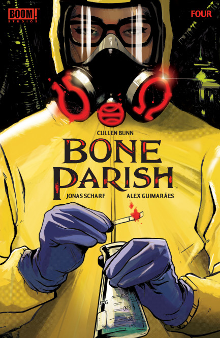 Bone Parish Bone Parish #4