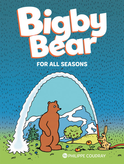 Bigby Bear For All Seasons