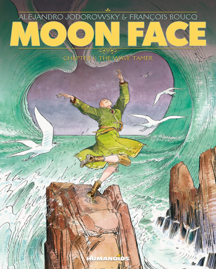 Moon Face The Wave Tamer