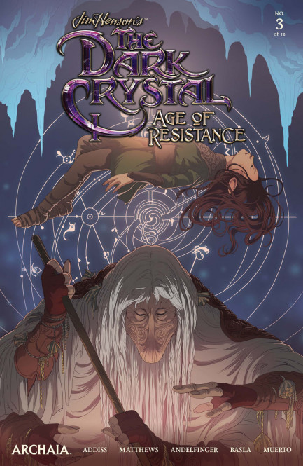 Jim Henson's The Dark Crystal: Age of Resistance Jim Henson's The Dark Crystal: Age of Resistance #3