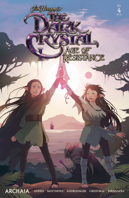 Jim Henson's The Dark Crystal: Age of Resistance Jim Henson's The Dark Crystal: Age of Resistance #4