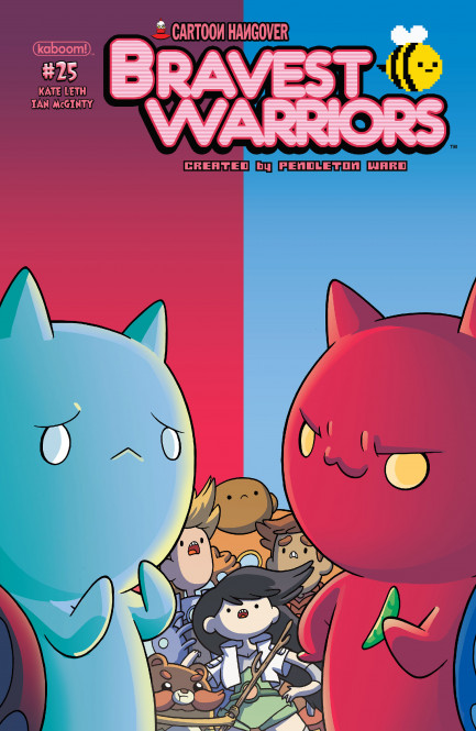 Bravest Warriors Bravest Warriors #25