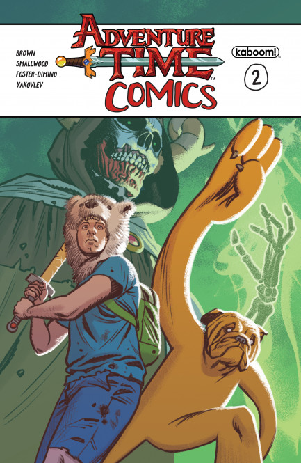 Adventure Time Comics Adventure Time Comics #2