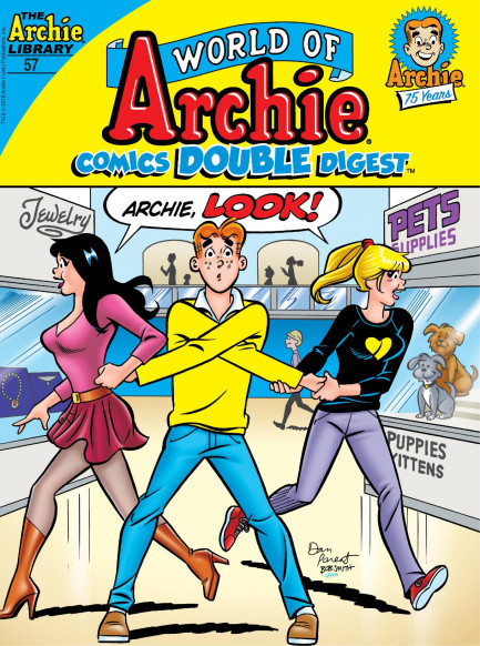 World of Archie Comics Double Digest World of Archie Comics Double Digest #57