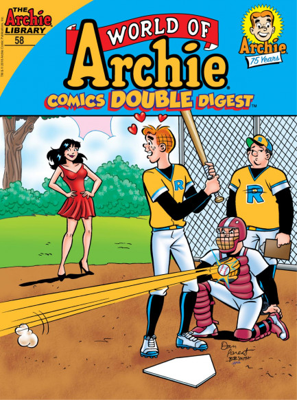 World of Archie Comics Double Digest World of Archie Comics Double Digest #58