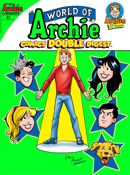 World of Archie Comics Double Digest World of Archie Comics Double Digest #61