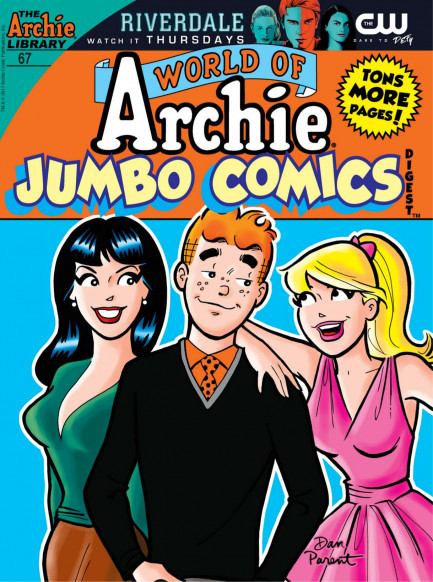 World of Archie Comics Double Digest World of Archie Comics Double Digest #67