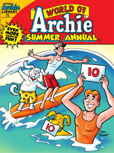 World of Archie Comics Double Digest World of Archie Comics Double Digest #70