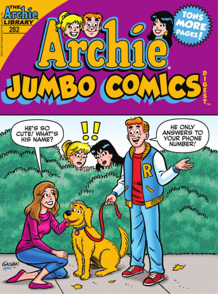 Archie Comics Double Digest Archie Comics Double Digest #282