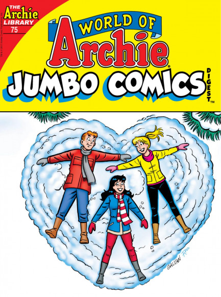 World of Archie Comics Double Digest World of Archie Comics Digest #75