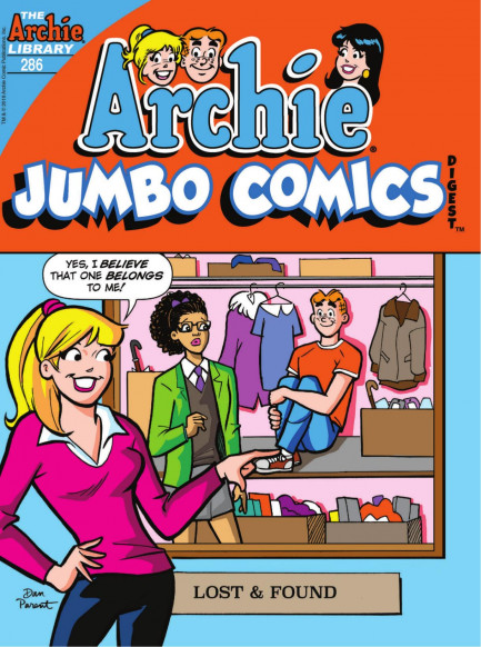 Archie Comics Double Digest Archie Comics Double Digest #286