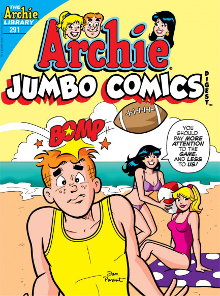 Archie Comics Double Digest Archie Comics Double Digest #291