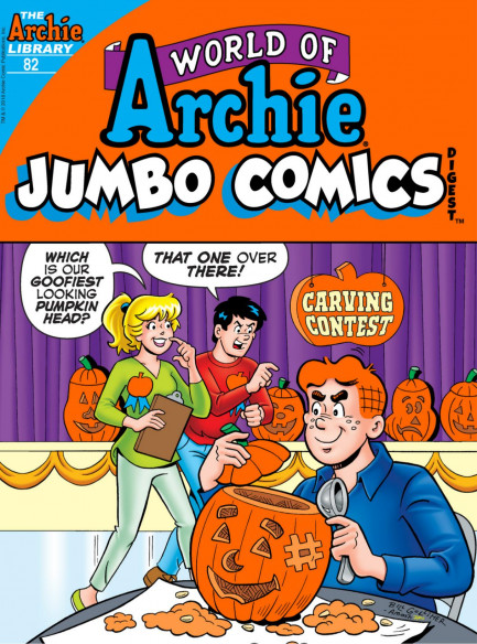World of Archie Comics Double Digest World of Archie Double Digest #82