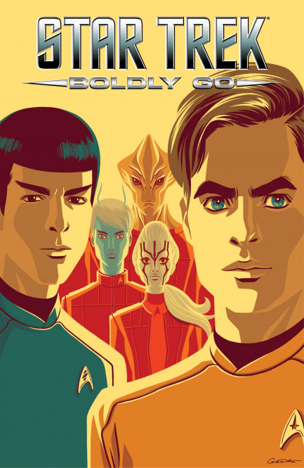 Star Trek: Boldly Go Star Trek: Boldly Go, Vol. 2