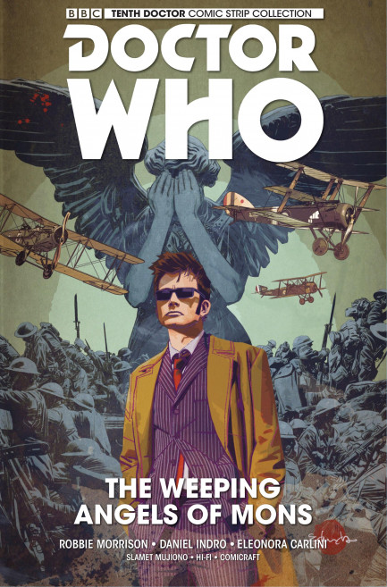 Doctor Who: The Tenth Doctor Doctor Who: The Tenth Doctor - Volume 2 - The Weeping Angels of Mons