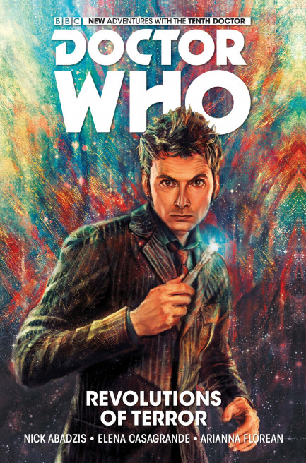 Doctor Who: The Tenth Doctor Doctor Who: The Tenth Doctor - volume 1