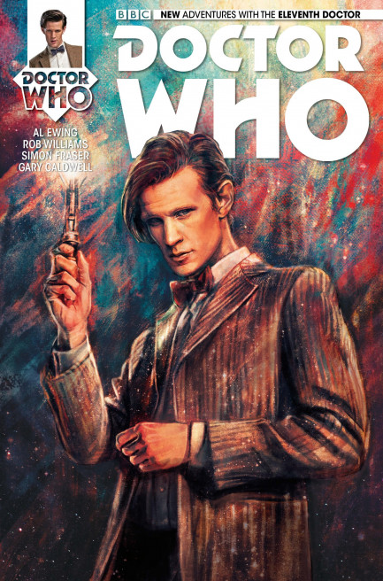 Doctor Who: The Eleventh Doctor Issue 1