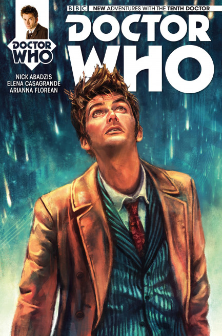 Doctor Who: The Tenth Doctor Issue 2