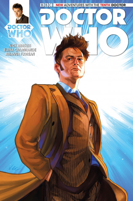 Doctor Who: The Tenth Doctor Issue 4