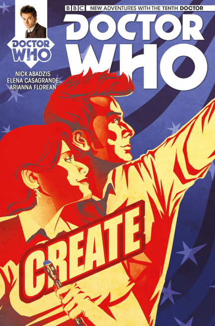 Doctor Who: The Tenth Doctor Issue 5