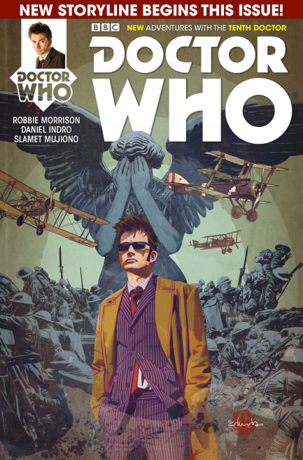 Doctor Who: The Tenth Doctor Issue 6