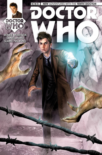 Doctor Who: The Tenth Doctor Issue 7