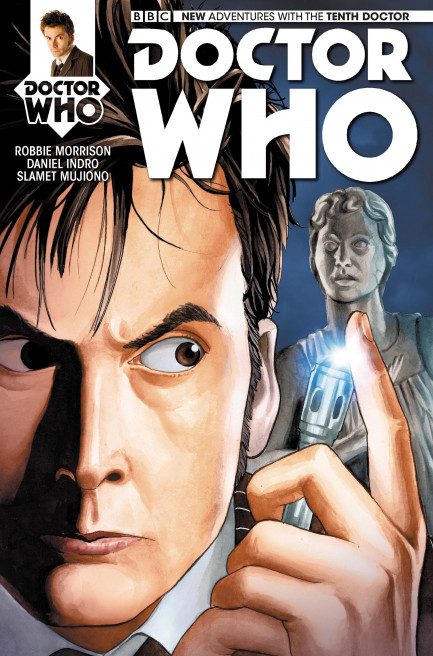 Doctor Who: The Tenth Doctor Issue 8