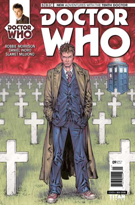 Doctor Who: The Tenth Doctor Issue 9