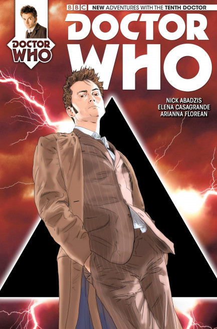 Doctor Who: The Tenth Doctor Issue 11