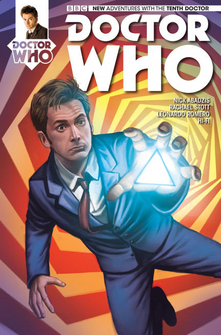 Doctor Who: The Tenth Doctor Issue 14