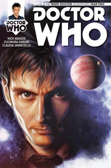 Doctor Who: The Tenth Doctor Doctor Who: The Tenth Doctor Year 2 - Volume 1 - The Endless Song - Chapter 2