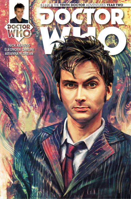 Doctor Who: The Tenth Doctor Doctor Who: The Tenth Doctor Year 2 - Volume 2 - Arena of Fear - Chapter 1