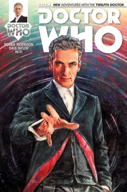 Doctor Who: The Twelfth Doctor Issue 1