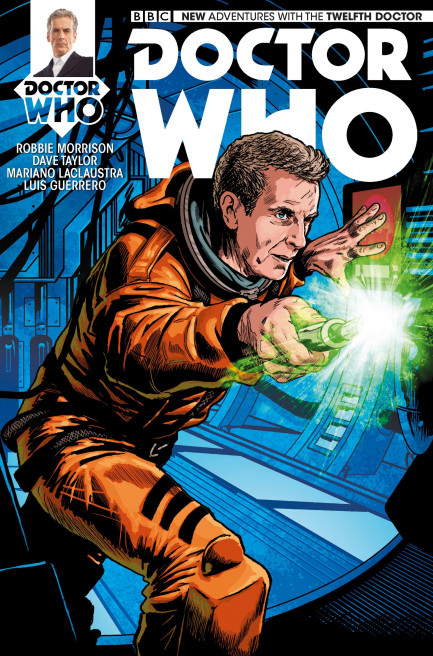 Doctor Who: The Twelfth Doctor Issue 4