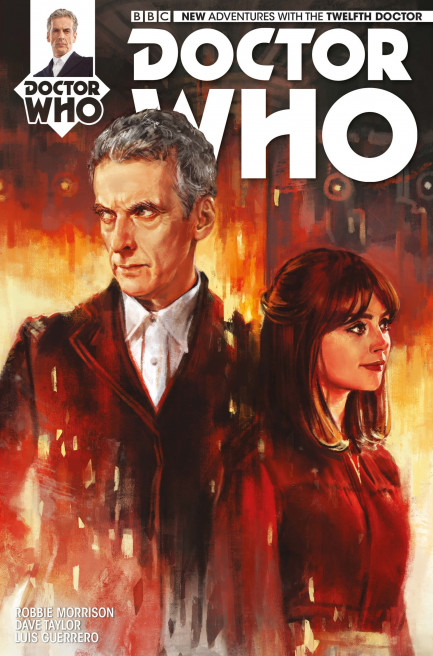 Doctor Who: The Twelfth Doctor Issue 5