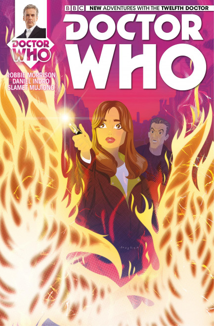 Doctor Who: The Twelfth Doctor Doctor Who: The Twelfth Doctor - Volume 3 - Hyperion - Chapter 2