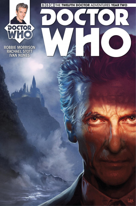 Doctor Who: The Twelfth Doctor Doctor Who: The Twelfth Doctor Year 2 - Volume 1 - The School of Death - Chapter 2