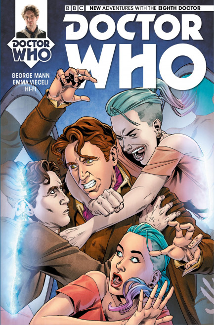 Doctor Who: The Eighth Doctor Doctor Who: The Eighth Doctor - Volume 1 - A Matter of Life and Death - Chapter 3