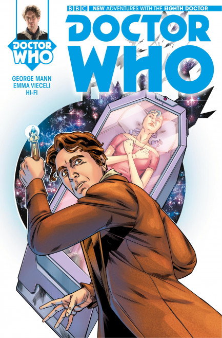 Doctor Who: The Eighth Doctor Doctor Who: The Eighth Doctor - Volume 1 - A Matter of Life and Death - Chapter 5