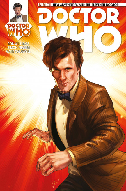 Doctor Who: The Eleventh Doctor Issue 3