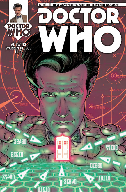 Doctor Who: The Eleventh Doctor Issue 8