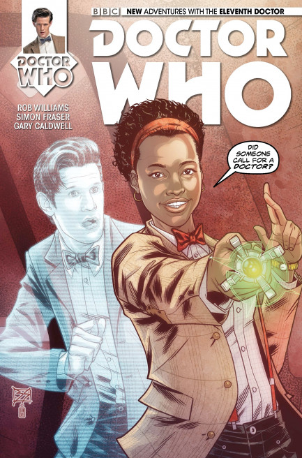 Doctor Who: The Eleventh Doctor Issue 10