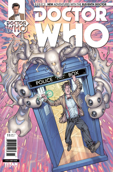 Doctor Who: The Eleventh Doctor Issue 11